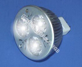 3W LED Spot Light MR16 Base - Click Image to Close
