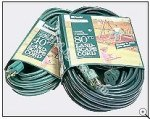 80' Outdoor Green Extension Cord