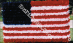 Lighted American Flag 12' x 18'
